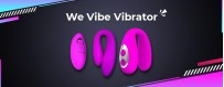 We Vibe Vibrator in Tirupur Gurgaon Aligarh Jalandhar Bhubaneswar Salem